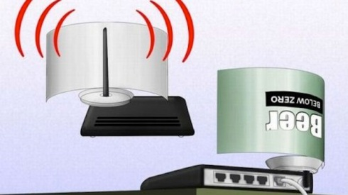 Use an Aluminum Can as a Wi-Fi Extender